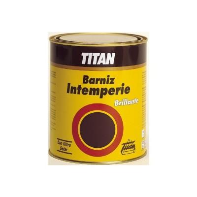 BARNIZ INTEMPERIE 125ML TITAN