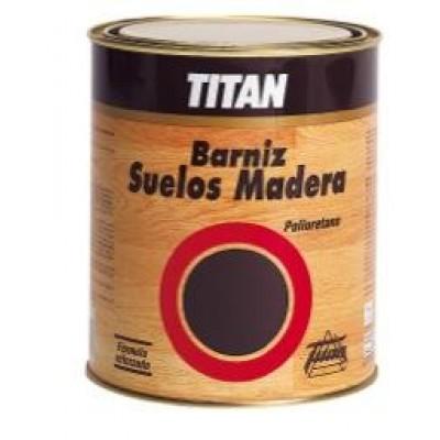 BARNIZ SUELO BRILLANTE 500ML TITAN